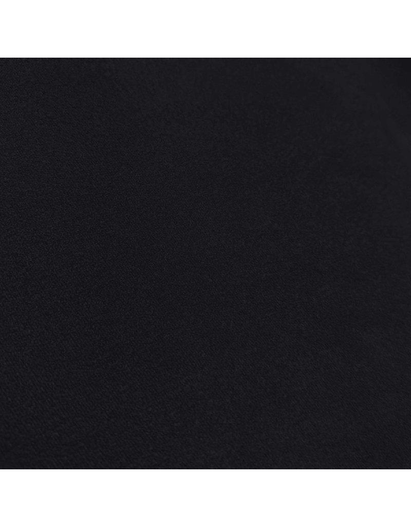 Suedine Stretch SU32 - zwart