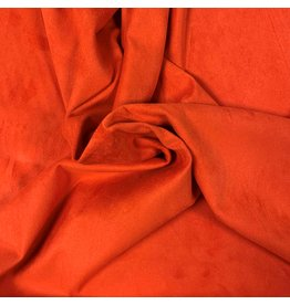 Suedine Stretch SU33 - oranje