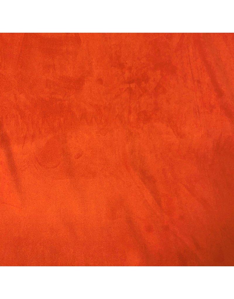 Suedine Stretch SU33 - orange