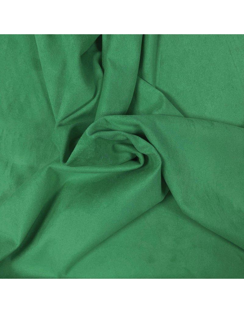 Suedine Stretch SU34 - smaragd groen