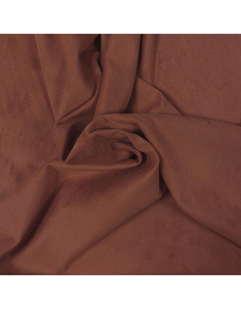 Suedine Stretch SU36 - bruin