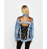 Mesh Embroidered 1040