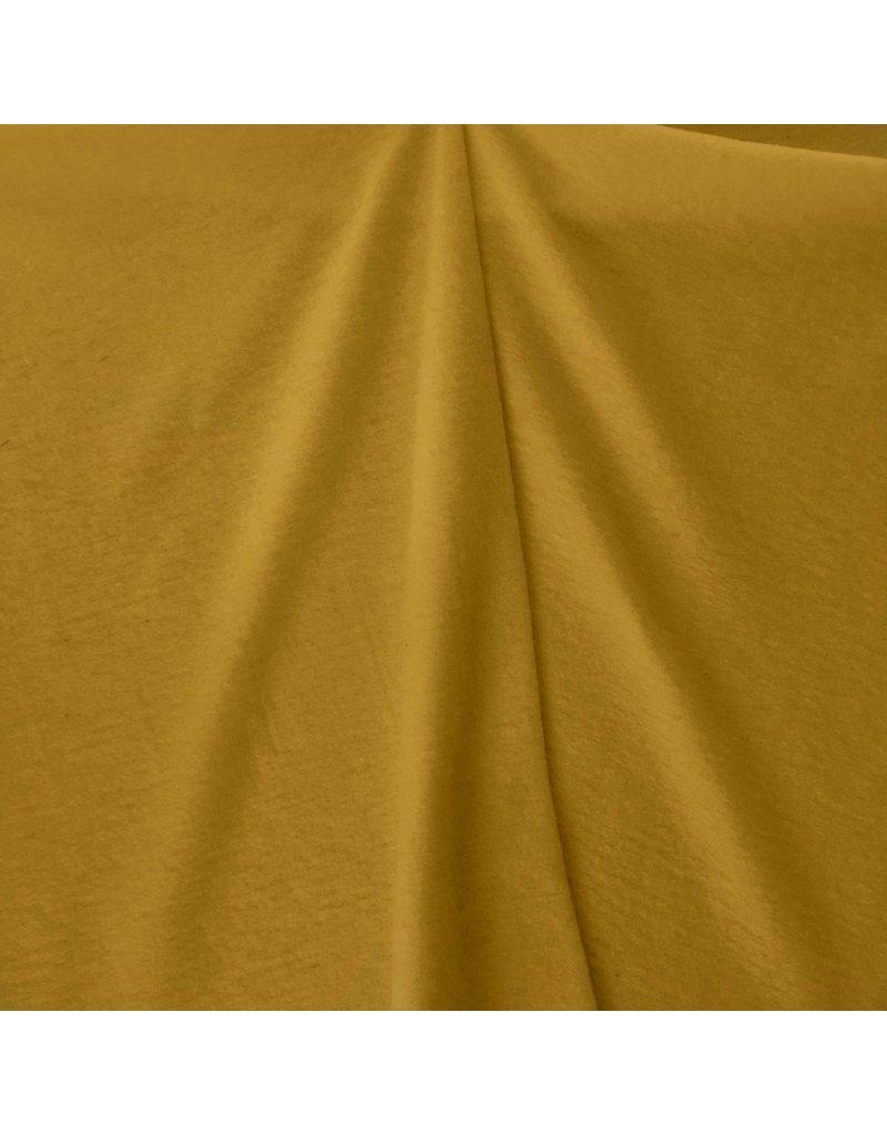 Cooked Wool Uni CW07 - mustard yellow