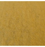 Laine bouillie Uni CW07 - jaune moutarde
