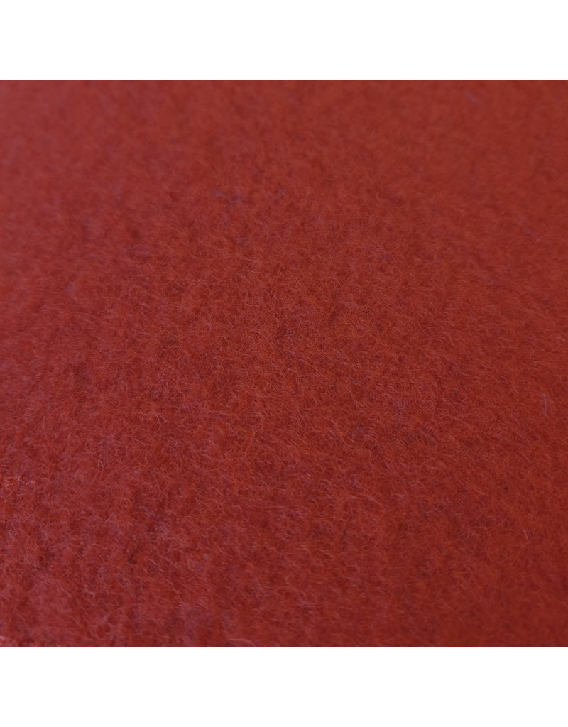 Cooked Wool Uni CW08 - brique