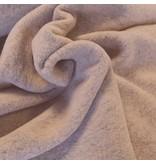 Gekochte Wolle Uni CW10 - puderrosa