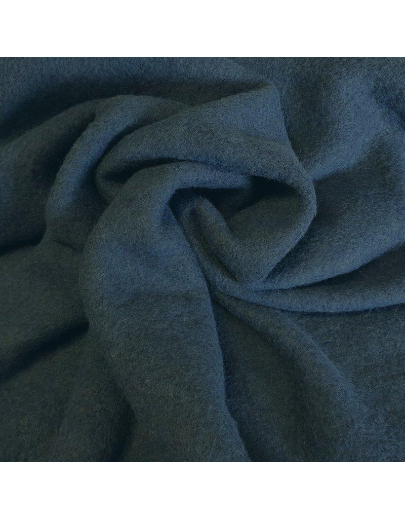 Cooked Wool Uni CW11 - petrol