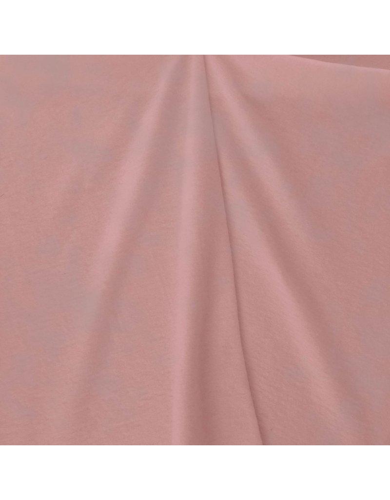 Gekookte Wol Uni CW13 -  zacht roze