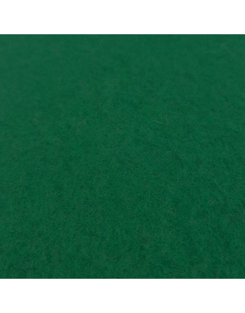 Cooked Wool Uni CW16 - emerald green