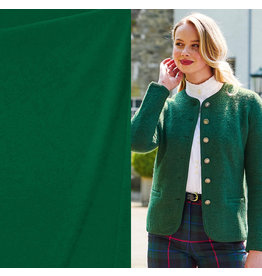 Laine bouillie Uni CW16 - vert émeraude