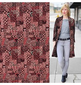 Jacquard Knitted W136