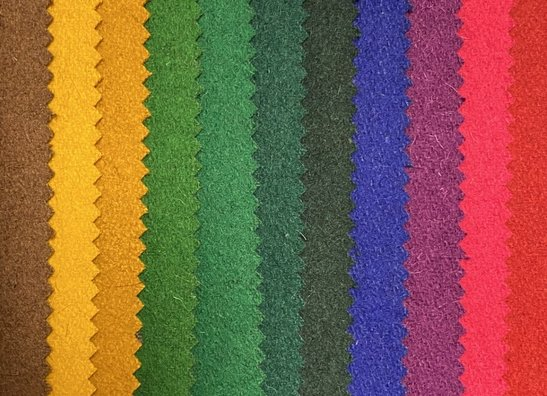 Wool Coat Fabrics