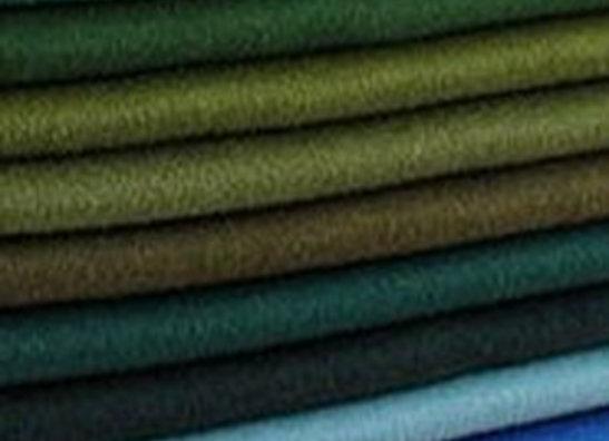 Wool blend coat fabrics