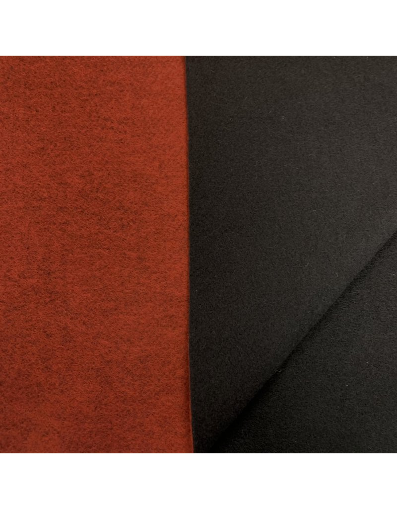 Double Face DF14 - red / black