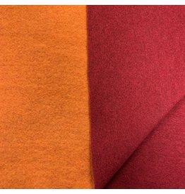 Double Face DF12 - red / orange