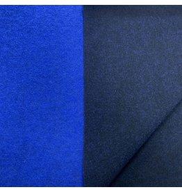 Double Face DF16 - cobalt blue / black