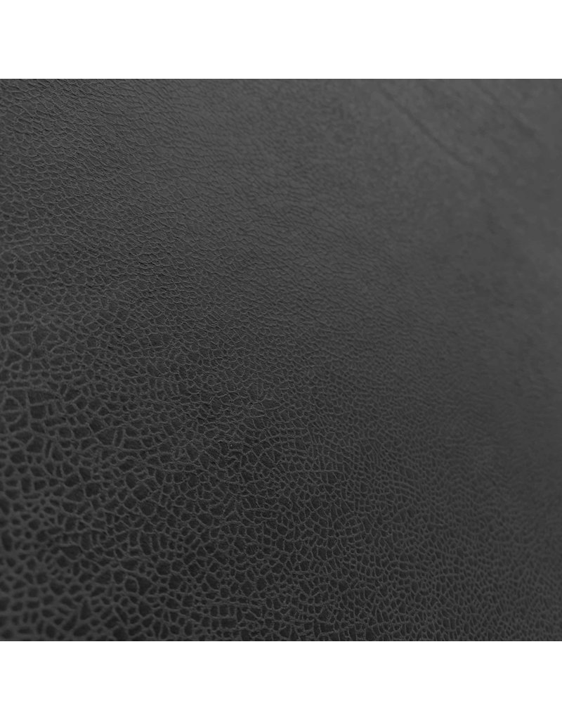 Kunstleder IL08 - schwarz