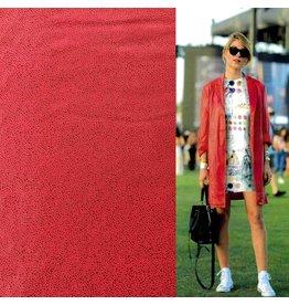 Imitatie Leder IL22 - fel rood