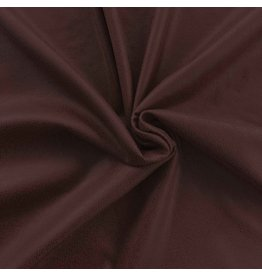 Similicuir IL25 - brun rouge