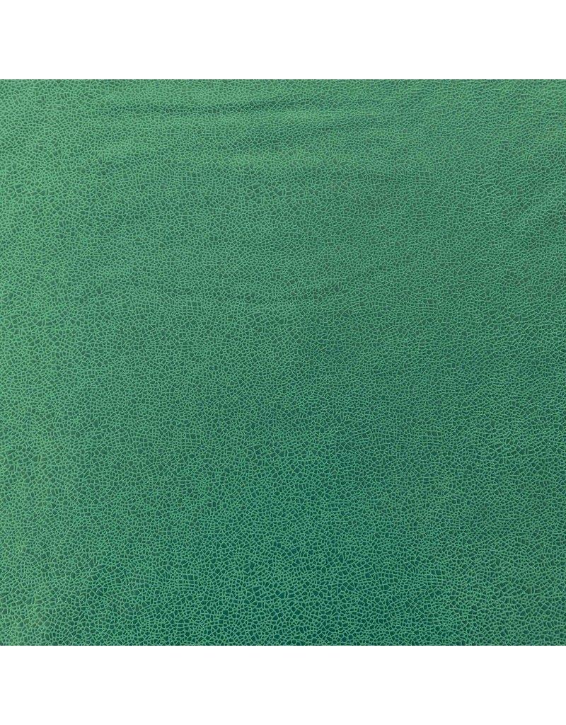 Kunstleder IL34 - smaragdgrün