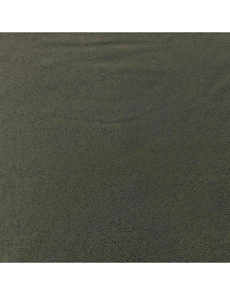 Imitatie Leder IL54 - olijf groen