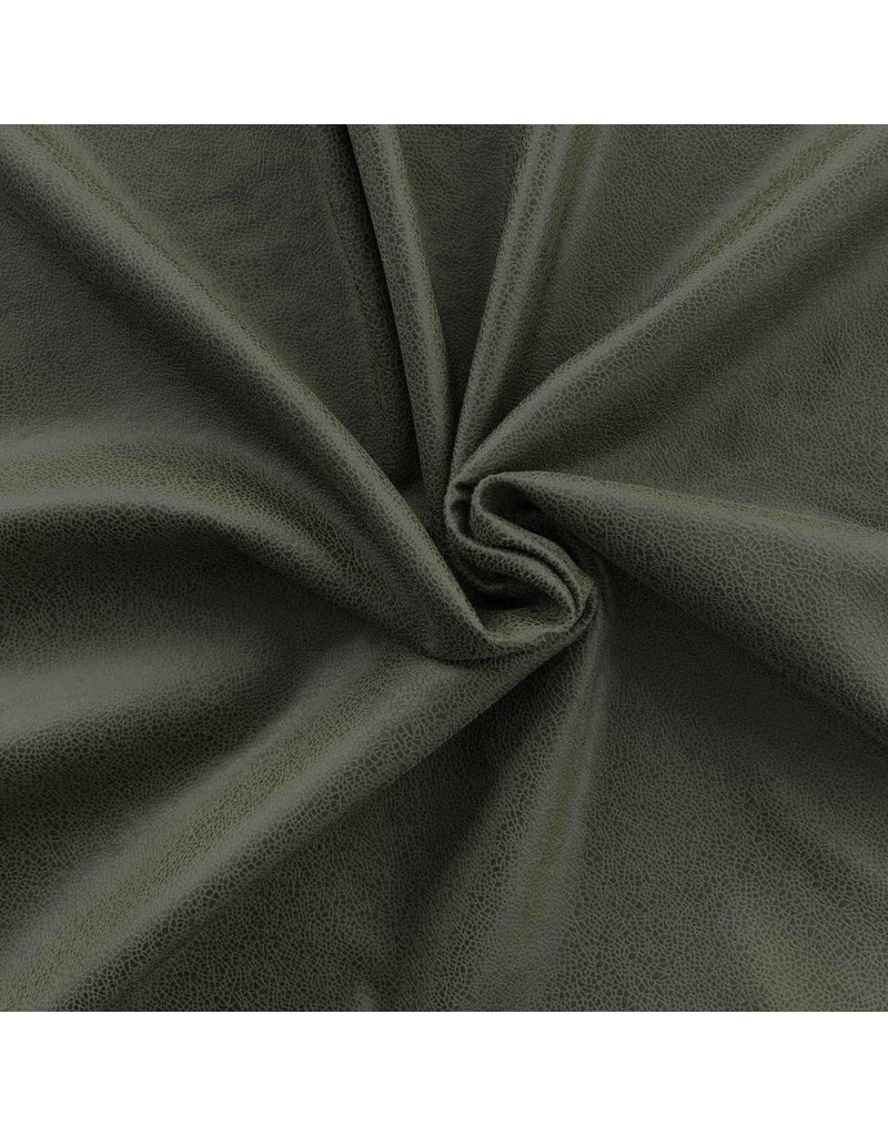 Imitation Leather IL54 - olive green