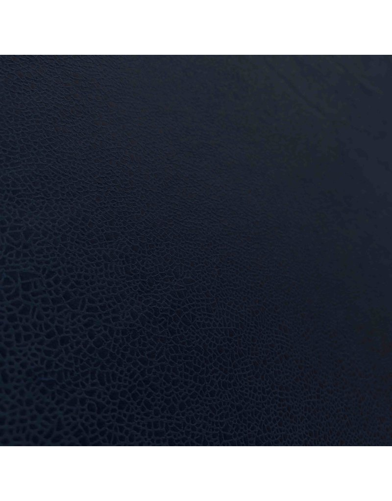 Kunstleder IL59 - Nachtblau