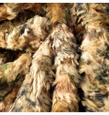 Imitation Fur with print IB01