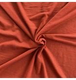 Jersey de laine JW02 - brique