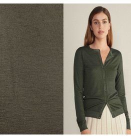 Wool Jersey JW04 - army green