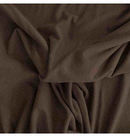 Jersey de laine JW07 - marron