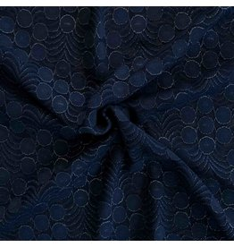Lace 2589 - dark blue