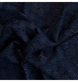 Spitze 2589 - dunkelblau