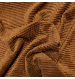 Velours côtelé tricoté CY01 - camel