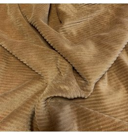 Knitted Corduroy CY08 - light camel