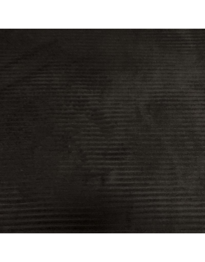 Gestrickter Cord CY10 - schwarz