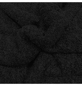 Bouclé Knit BB15 - schwarz