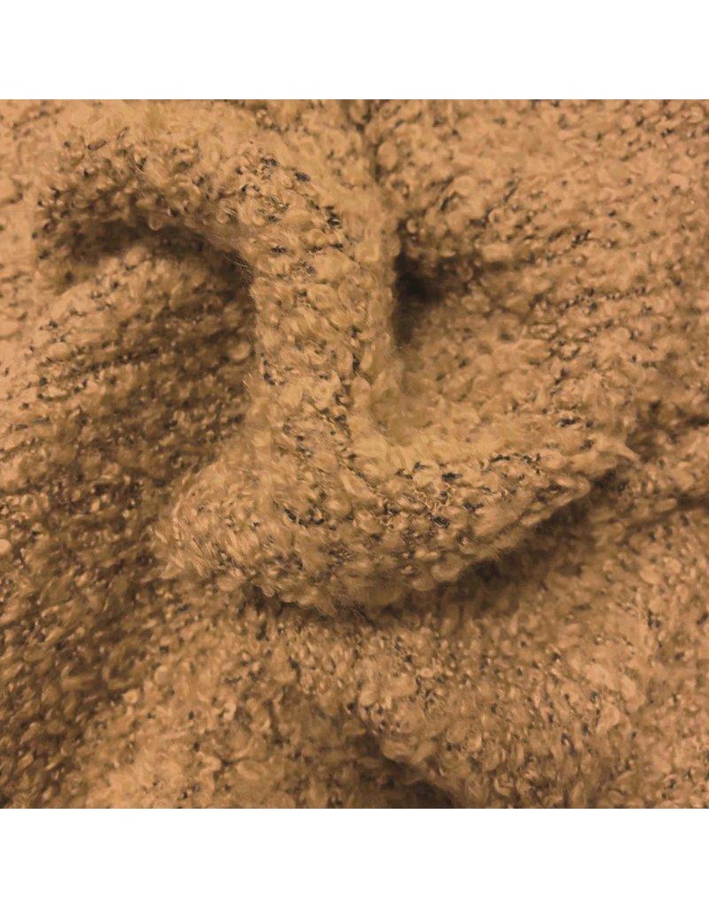 Bouclé Knit BB02 - Beige