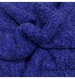 Bouclé Breisel BB03 - kobaltblauw