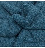 Bouclé Knit BB04 - pétrole
