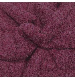 Tricot Bouclé BB05 - Fuchsia Foncé
