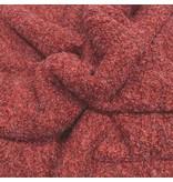 Bouclé Knit BB07 - Korallenrot