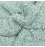 Bouclé Knit BB08 - vert poudre