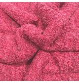 Bouclé Knit BB19 - fuchsia