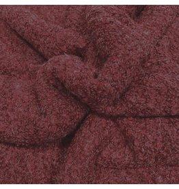 Bouclé Breisel BB20 - donker rood