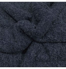 Bouclé Knit BB21 - night blue