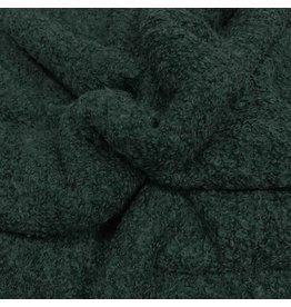 Bouclé Knit BB24 - flaschengrün