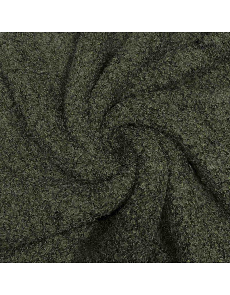 Bouclé Knit BB25 - vert mousse