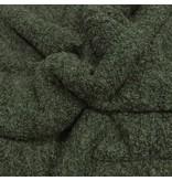 Bouclé Knit BB25 - moss green