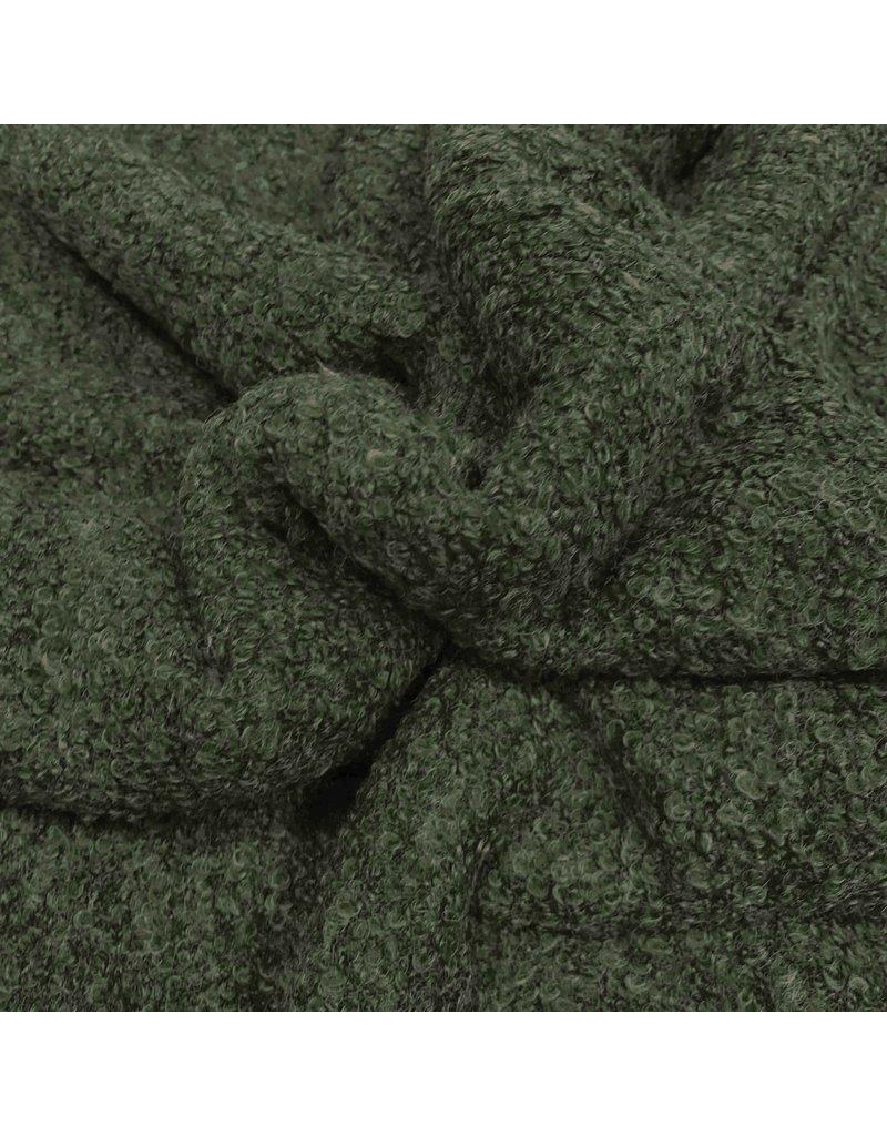 Bouclé Breisel BB25 - mos groen